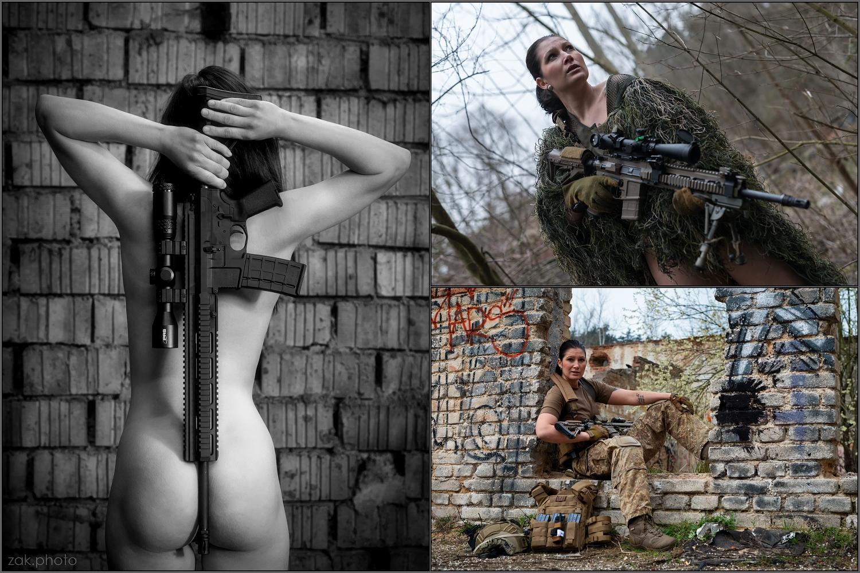 Military fotografování